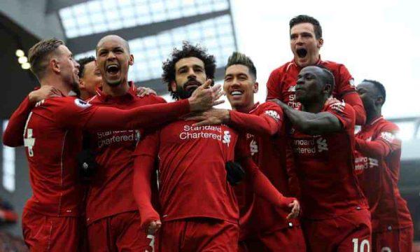 Liverpool berpeluang jadi juara hujung minggu ini