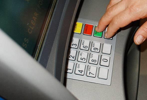 Gaji masuk, jangan berpusu-pusu ke bank dan pasar raya
