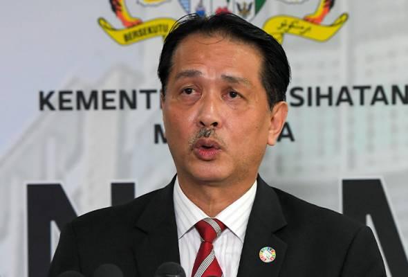 COVID-19: Malaysia catat kematian ke-16