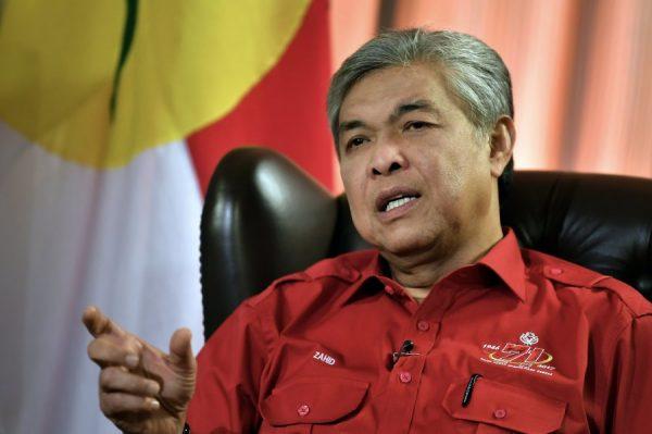 UMNO akan terus pertahan kerajaan baharu sehingga PRU15 – Zahid Hamidi