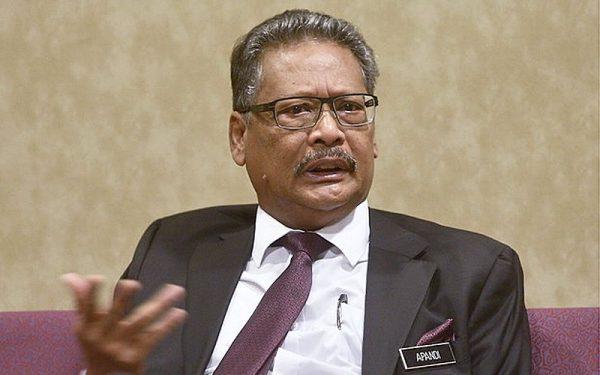SPRM tidak pernah dapatkan pengesahan saya, kata Apandi Ali