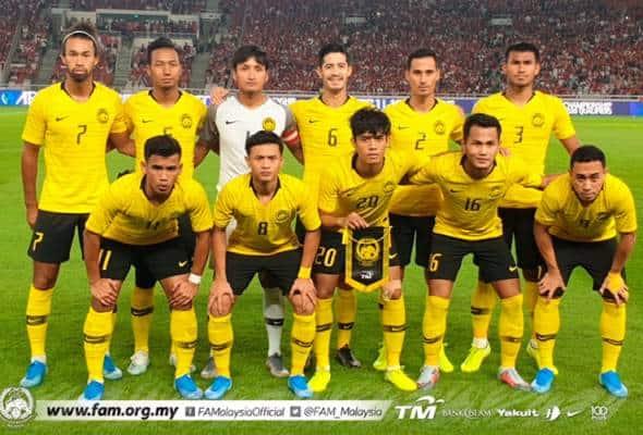 Peluang Harimau Malaya layak ke Piala Asia 2023 mungkin terjejas