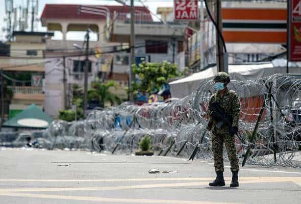 PKPD ke-7: Kawalan keselamatan luar biasa di Selayang Baru