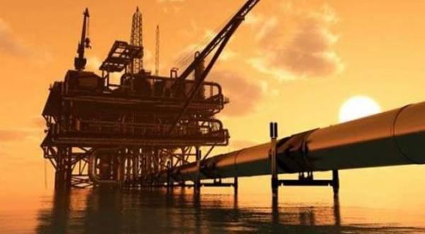 Harga minyak AS menjunam ke paras negatif