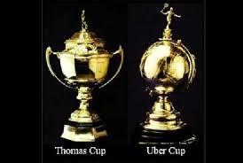 Piala Thomas, Uber ditangguh buat kali kedua