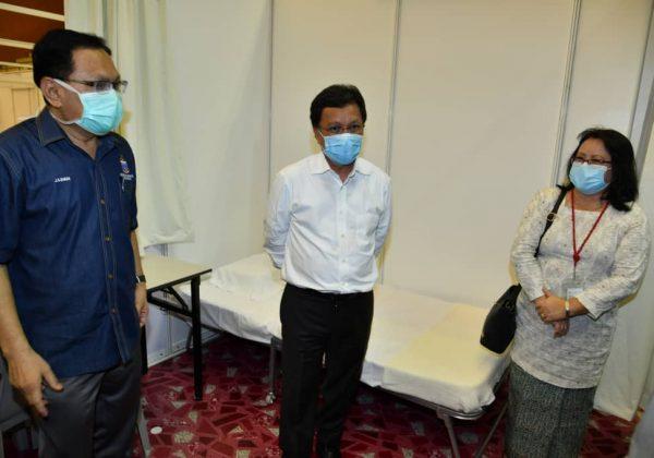 Sabah Hanya Buka Sektor Tertentu Jika PKP Tidak Dilanjutkan