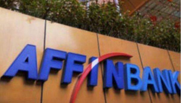 Untung bersih Affin Bank susut kepada RM123.57 juta bagi suku pertama