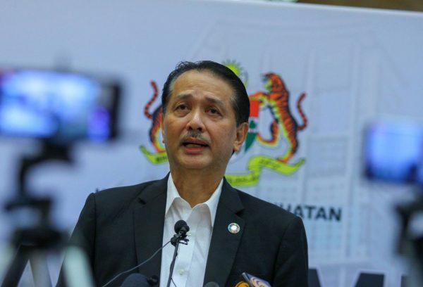 """""""Shahir dan Mastura, anda wira kami"""" – KP Kesihatan"""
