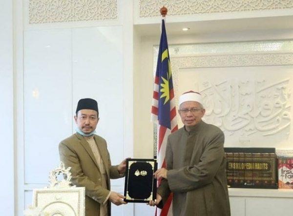 Dr. Luqman terima nota tugas Mufti Wilayah Persekutuan