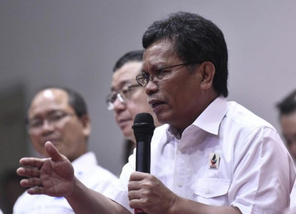 Sabah Pula Akan Tumbang Kepada PN?