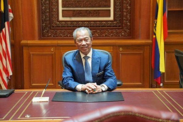 PM Muhyiddin zahir terima kasih atas ucapan hari lahir
