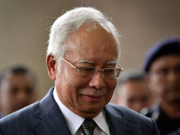 Bicara kes Najib libatkan dana SRC RM27 juta dilapangkan