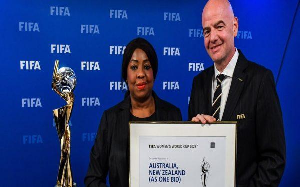 Australia-New Zealand menang bidaan tuan rumah Piala Dunia Wanita 2023