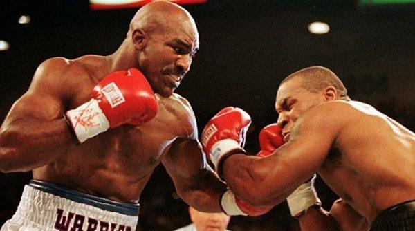 Holyfield dedah rahsia tumbangkan Tyson