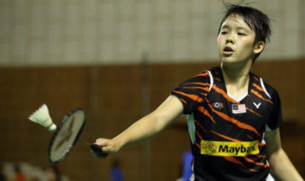 Jin Wei gembira dapat kembali berlatih