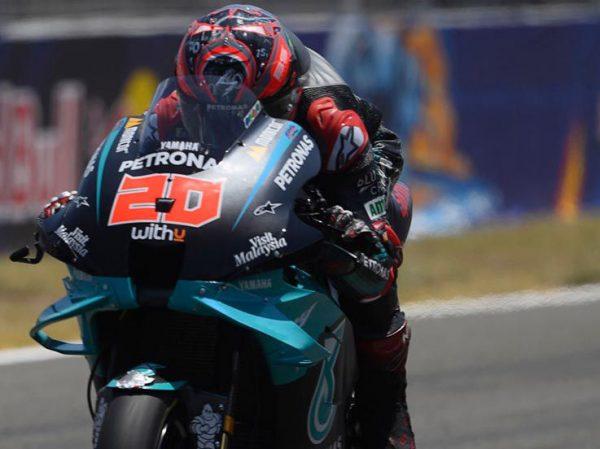 Quartararo rangkul kemenangan sulung MotoGP