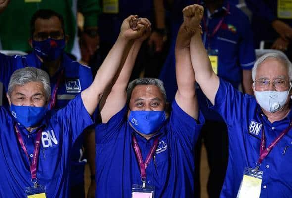 Kemenangan besar di PRK Slim terjemahan kerjasama BN, PAS, BERSATU – Zahid