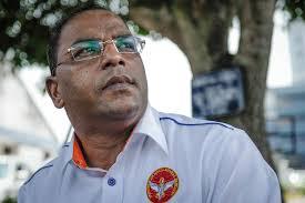 Polis ambil keterangan Ramesh Rao di Bukit Aman