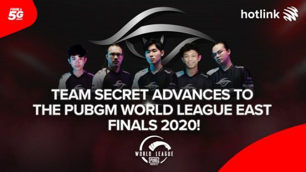 Team Secret PUBGM harumkan nama Malaysia