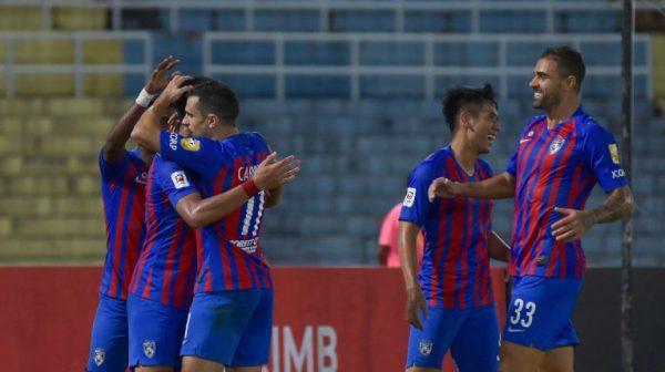 JDT lebarkan penguasaan di takhta Liga Super
