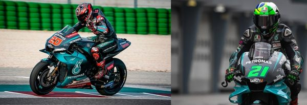 Dua pelumba Petronas Yamaha SRT raih petak hadapan di GP San Marino