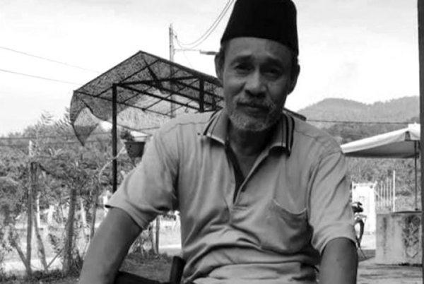 Pelakon veteran Idris Mat Diah meninggal dunia
