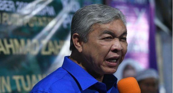 Umno terus sokong kerajaan PN – Ahmad Zahid