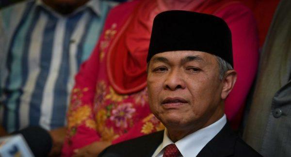 Ahmad Zahid pengerusikan mesyuarat MT UMNO
