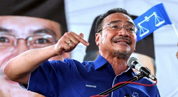 Hishammuddin dilantik Bendahari Agung BN: Pengerusi BN