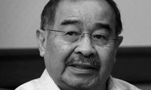 Bekas Menteri Pembangunan Luar Bandar Dan Wilayah Tan Sri Abdul Aziz meninggal dunia