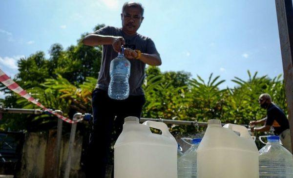 Bekalan air di Petaling pulih sepenuhnya – Air Selangor