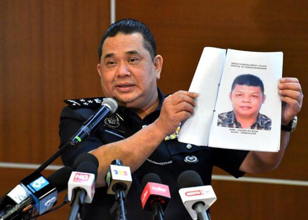 Polis buru dua suspek kes tembak Bandar Kinrara: Bukit Aman