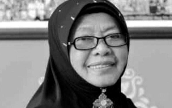 Tan Sri Zaleha Ismail meninggal dunia