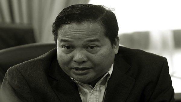 KP Sinar Harian meninggal dunia