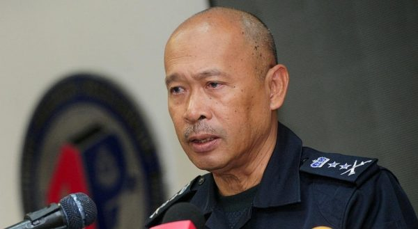 Polis nafi Stadium Tertutup Shah Alam tempat tampung pesakit COVID-19