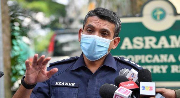 Polis buru dua suspek cubaan ragut di Bandar Sri Damansara