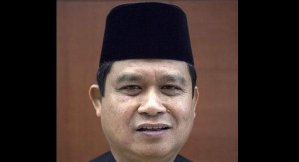 Mohamad Ali dimasyhur sebagai Timbalan Yang Dipertua Dewan Negara