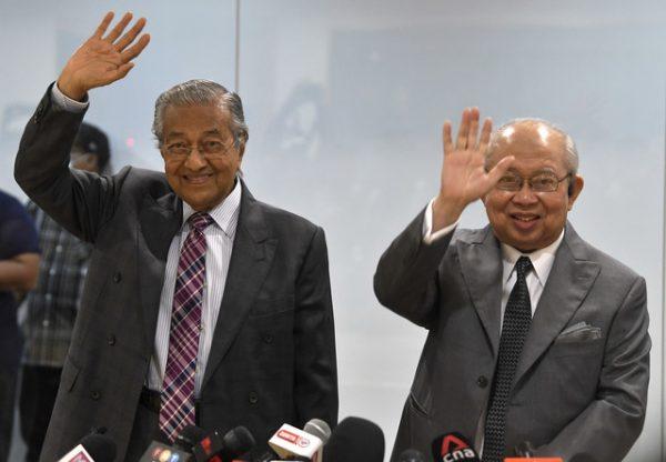 Undi Belanjawan 2021 demi kepentingan negara, kata Dr Mahathir