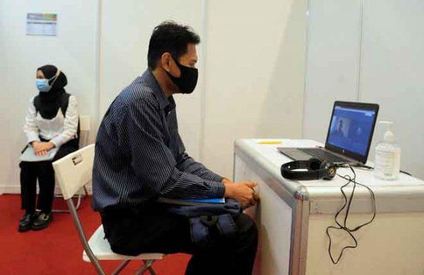 Selangor harap MKN kaji semula had peserta hadir program cari kerja