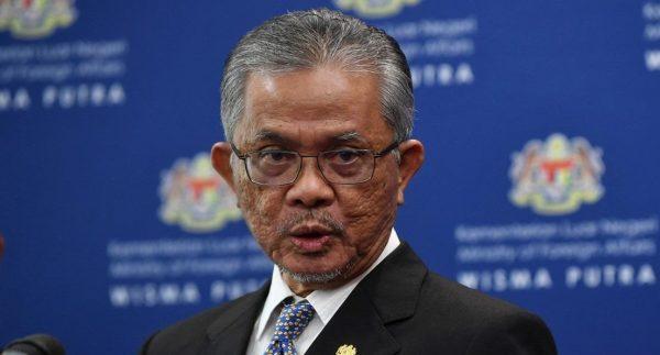 Menteri Luar sertai Mesyuarat Menteri-menteri Dialog Kerjasama Asia ke-17