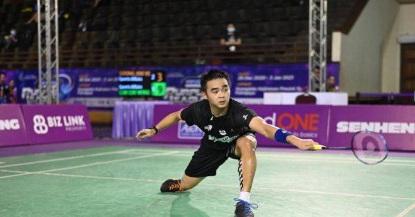 Joo Ven muncul juara Kejohanan Badminton Purple League Pro Am