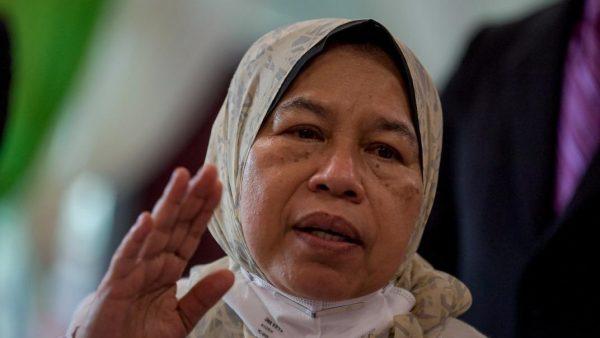 Takziah buat keluarga kemalangan di Triso Sarawak – Zuraida