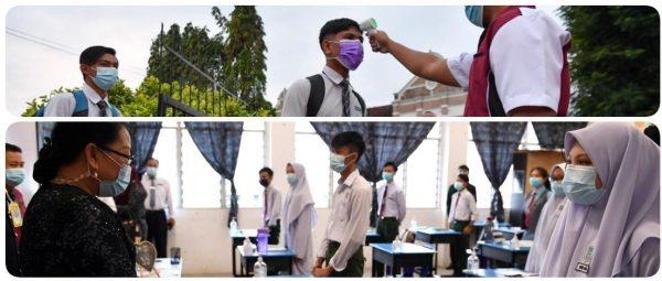 'Kring!', Loceng sekolah kembali berbunyi, pelajar semangat hadir ke sekolah