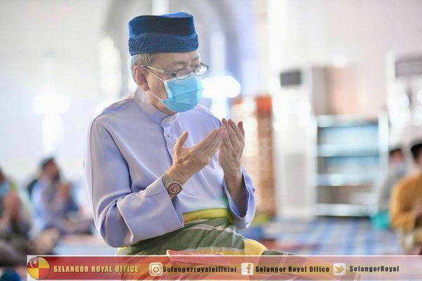 Vaksin COVID-19: Sultan Selangor berkenan terima giliran selepas petugas barisan hadapan