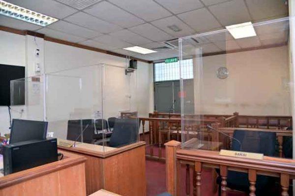 COVID-19: Penghadang lutsinar di Mahkamah Lembah Klang mulai 1 April