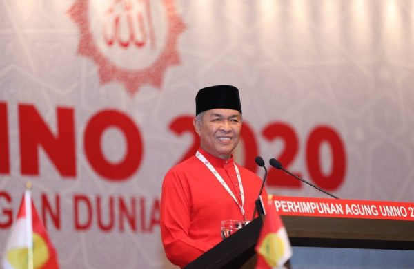 UMNO beri isyarat 'berpatah arang, berkerat rotan' dengan Bersatu