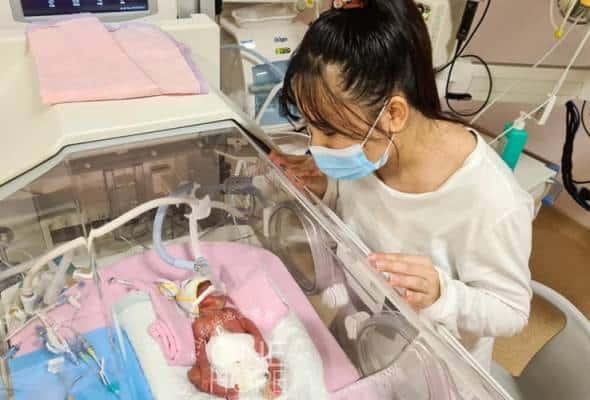 RM1.2 juta berjaya dikumpul dalam tempoh 29 jam biaya kos perubatan bayi pramatang M'sia