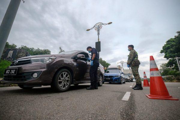 PKPB di lima negeri dan Wilayah Persekutuan Kuala Lumpur kekal, rentas negeri masih dilarang