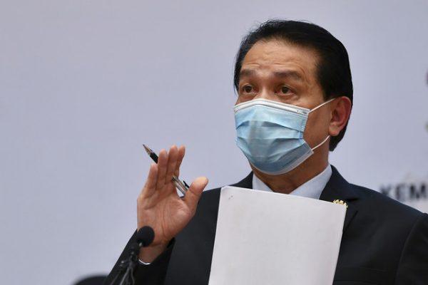 COVID-19: 1,671 kes baharu, Selangor tertinggi semalam – Dr Noor Hisham