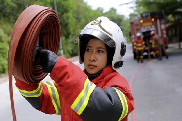 Dulu jururawat kini jadi anggota bomba